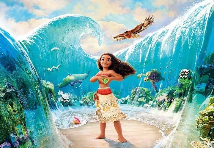 映画「モアナと伝説の海」のあらすじとは?