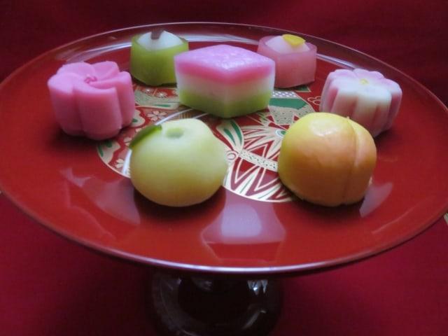 ひな祭りの飾り方の注意点-菱餅-