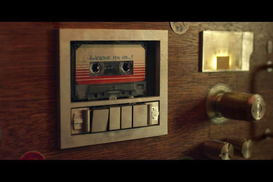 今作も必聴!映画「ガーディアンギャラクシー2」の楽曲