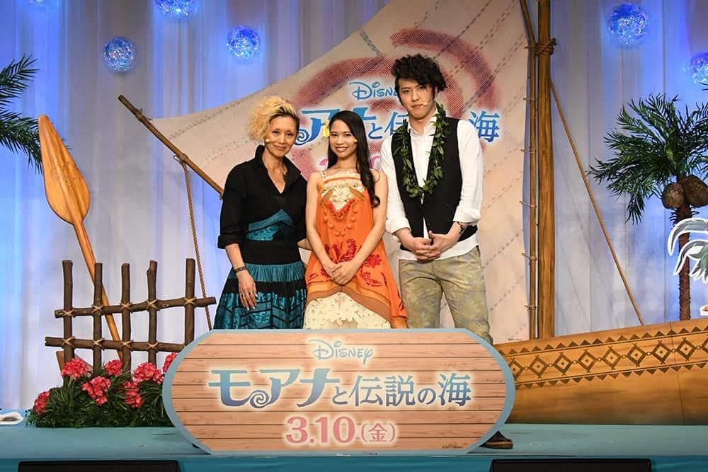 映画「モアナと伝説の海」日本語版の声優キャストは? 屋比久知奈さんが大抜擢!