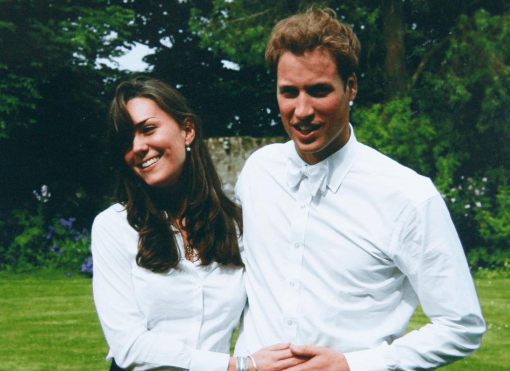 スケスケドレスでウィリアム王子を誘惑した!?