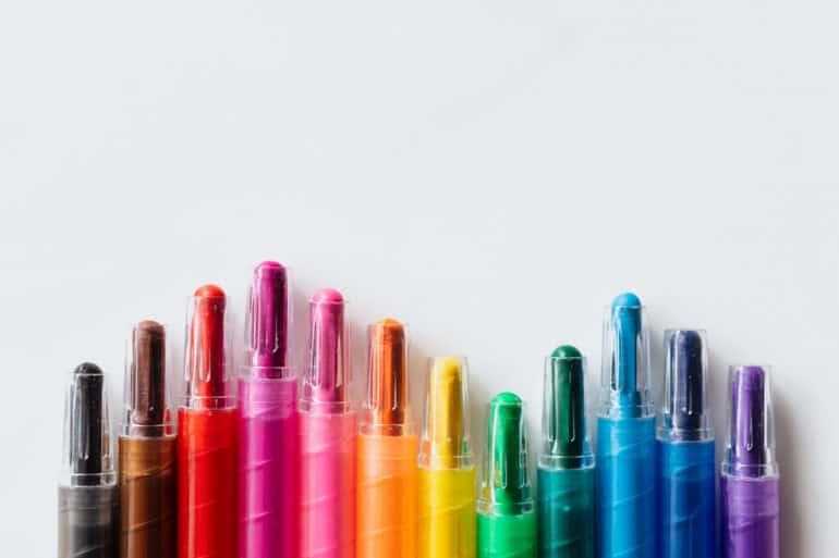 好きな色で性格診断しよう